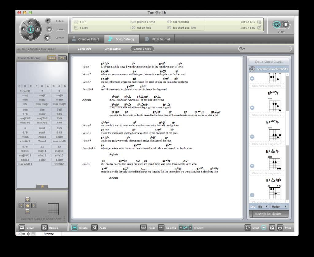 tunesmith-lyric-sheet