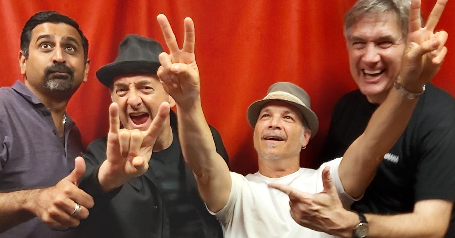 Neel, Michael, Steve, and Phil