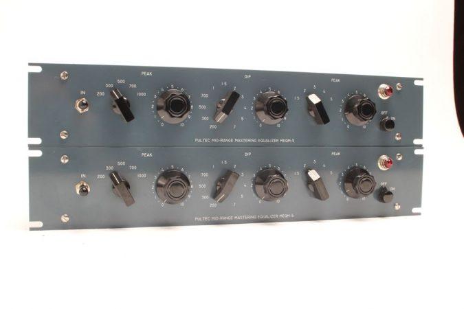 Pultec MEQM-5 Pair (Used)