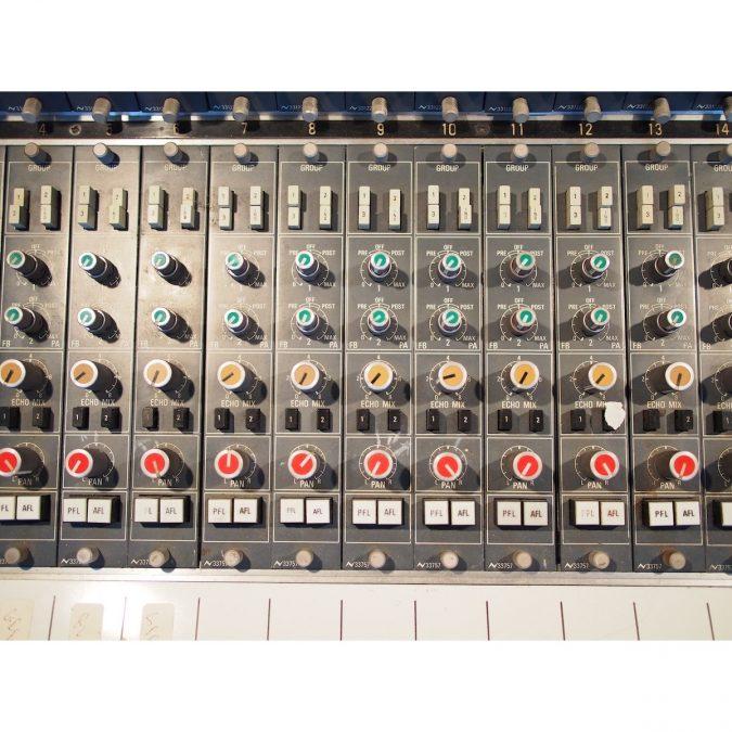 Neve 24 Channel BBC Console (Vintage)