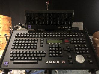 IZ Radar V 16 Channel Nyquist System