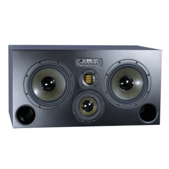 Adam Audio S4X-H Pair (Matte Black Finish)