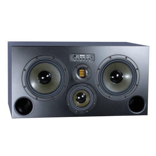 Adam Audio S4X-H Pair (Matte Black Finish)