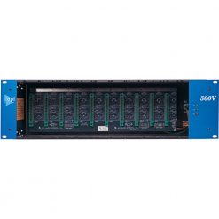 API 500VPR 10 Space Rack with L200 PSU