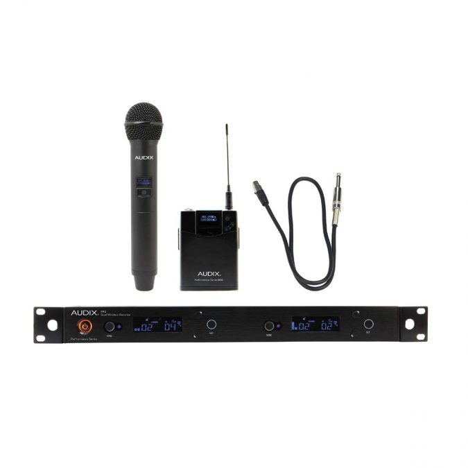 Audix AP42-C2GTR Handheld and Instrument Wireless System