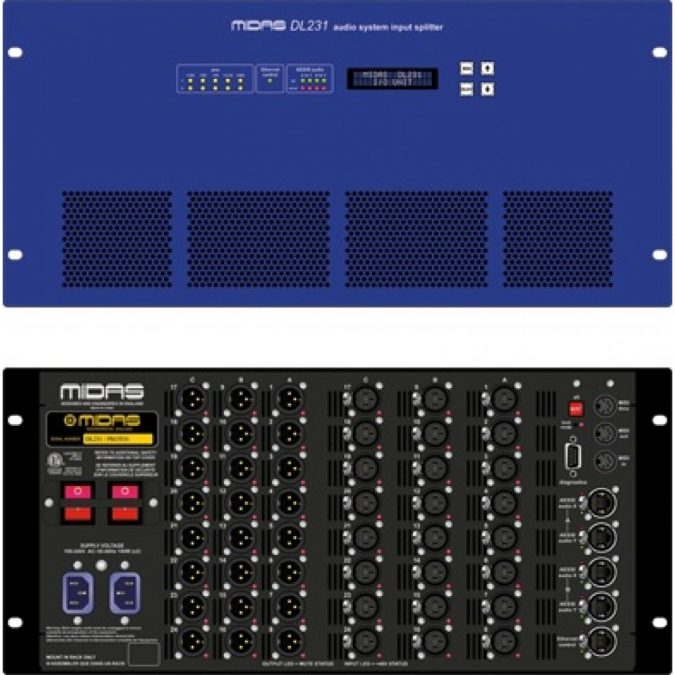 Midas PRO X-CC-IP Install Pack with Neutron Special