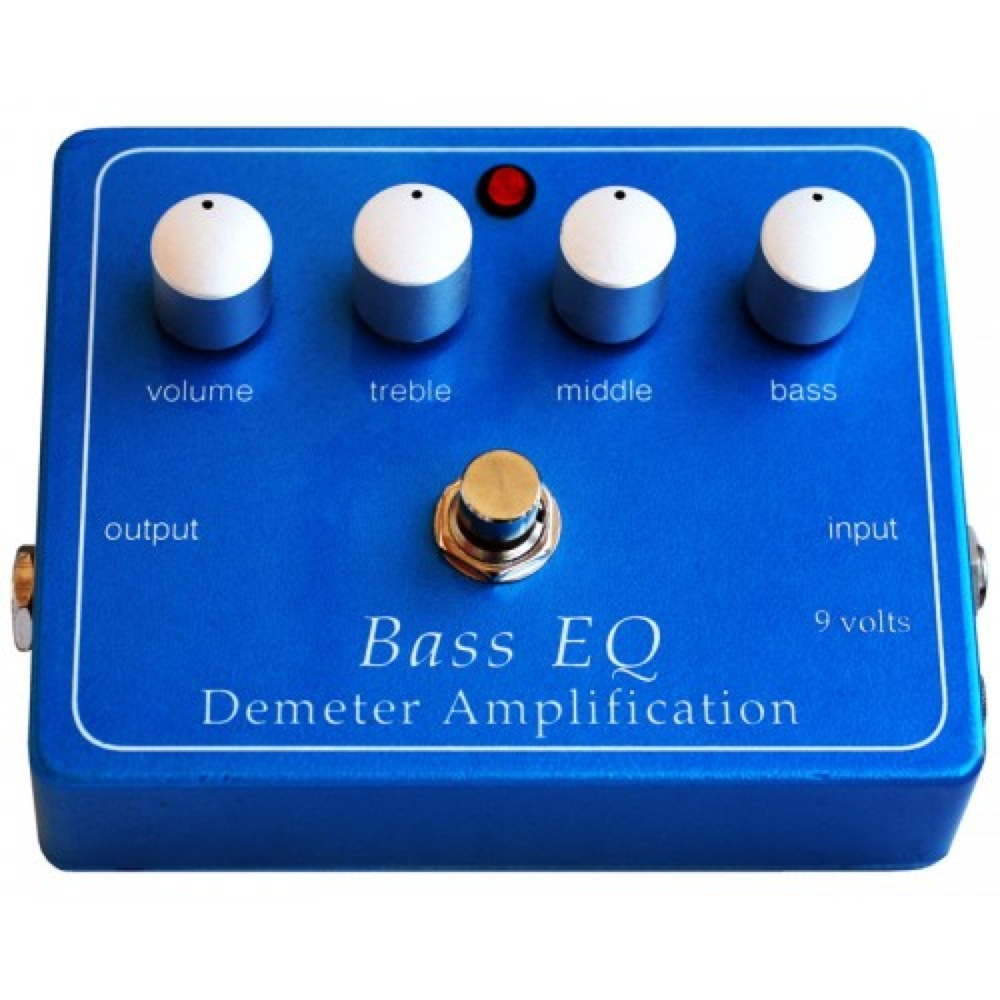 demeter beq pb bass eq preamp pedal sonic circus. Black Bedroom Furniture Sets. Home Design Ideas
