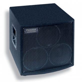 Demeter BSC-310 Bass Speaker Cabinet