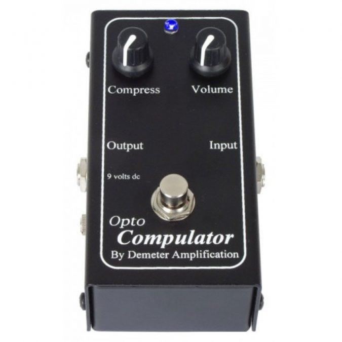 Demeter Comp-1 Comulator Optical Compressor