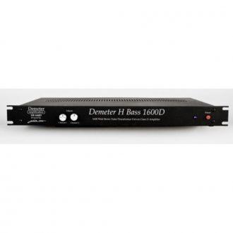 Demeter HB-1600D Stereo Power Amp