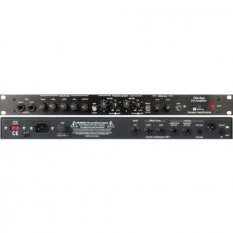 Demeter HBP-1-800D Tube Bass Pre/Power Amp