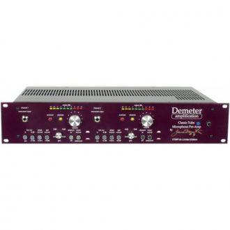 Demeter VTMP-2C Microphone Preamplifier
