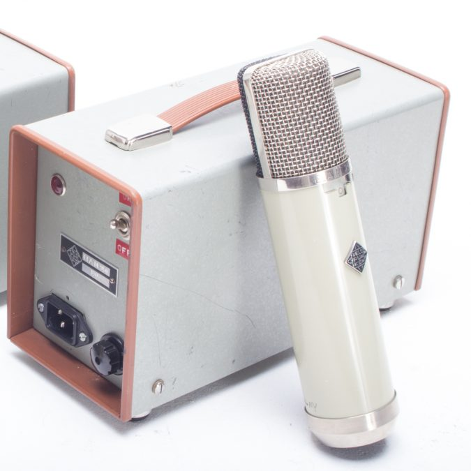 Telefunken Elam 251 (Vintage) AC701K Tube
