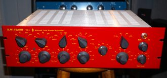 DW Fearn VT-5  Stereo Mastering Tube EQ ( Used)