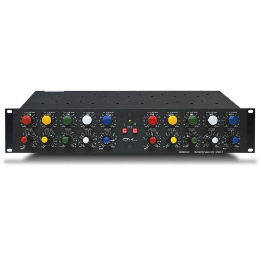 GML 8200 Dual Channel 5-Band Parametric Equalizer with PSU