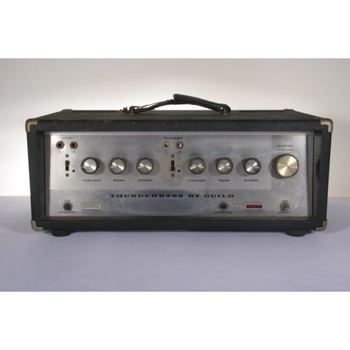 Guild Thunder Bass Amplifier Head (Vintage)