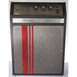 Harmony Model H525 Bass Amplifier (Vintage)