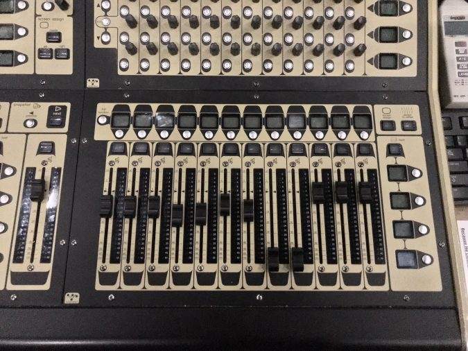 Digico SD8 24 Control Surface with 32 x 24 D Rack (Used)