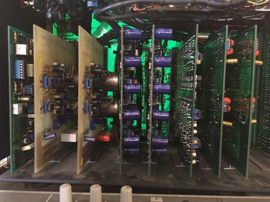 Sonic Circus Tech Shop SSL Restoration Detail