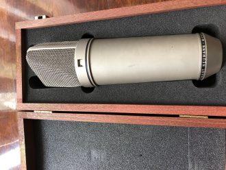 Neumann U67 Microphone (Vintage)
