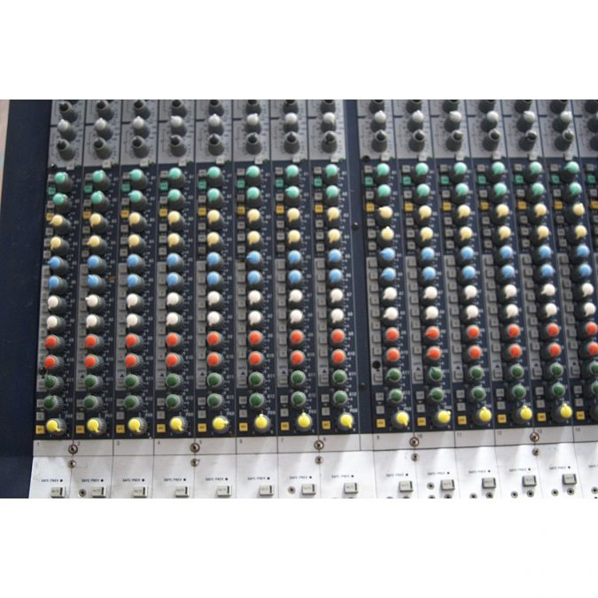 Soundcraft MH3 Live Analog Console (Used)