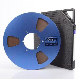 ATR Master Tape w/ 10.5″ NAB Metal Reel Tape