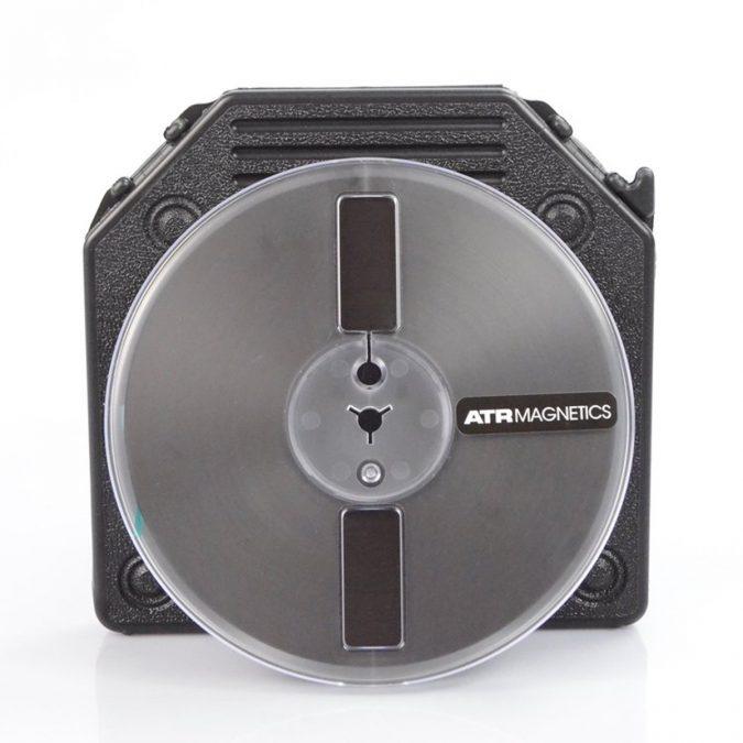 ATR Master Tape 1/4″ x 1,250′ 7″ Slotted Plastic Reel Tape