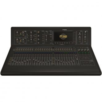 Midas M32-IP Digital Console for Live and Studio