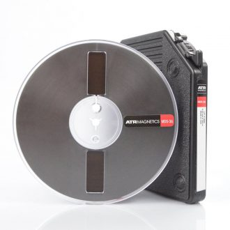 ATR MDS-36 1/4″ x 1,800′ 7″ Slotted Plastic Reel Tape