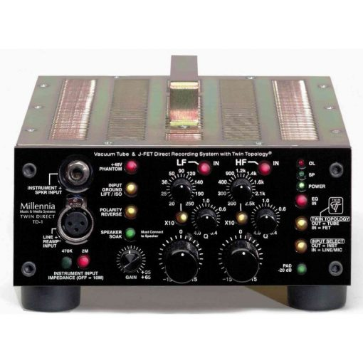 Millennia TD-1 Single Channel Class A Music Recording System