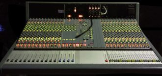 Neve BBC 66 Series Custom Console