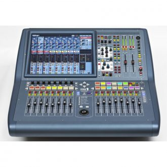 Midas PRO1-IP Live Digital Console with 48 Input Channels