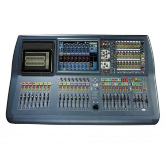 Midas PRO2-CC-IP Live Digital Control Surface. Install Pack