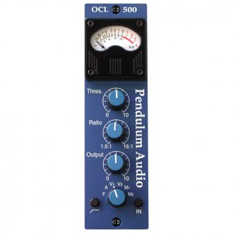 Pendulum Audio OCL-500 Compressor