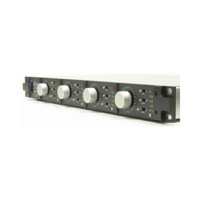 Prism Sound Maselec MMA-4XR Four Channel Audiophile Mic Preamp