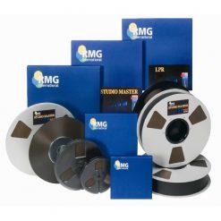 "RMG SM900 1/2""x2500' 10.5 Metal Reel Box"