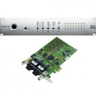 SSL Alpha-Link MADI-AX & Madi Extreme 64 card Bundle