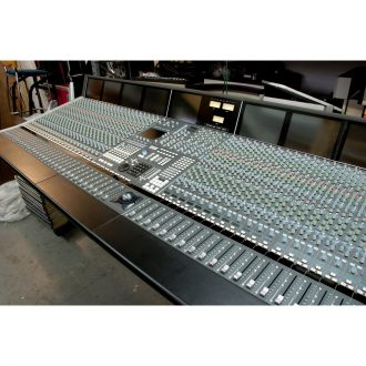 SSL Duality 48SE Inline Analog Console DAW Moving Faders (Used)