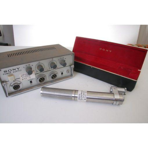 Sony C-220 (Vintage) Stereo Tube Mic System