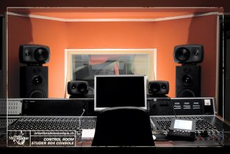 Studer 904 vintage analog console