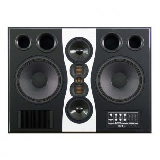 Adam Audio S7A MK2 (Pair) (Matte Black Finish)