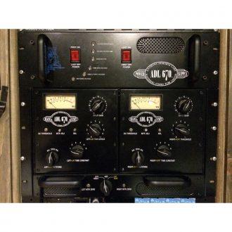 ADL 670 Tube Compressor (Used)