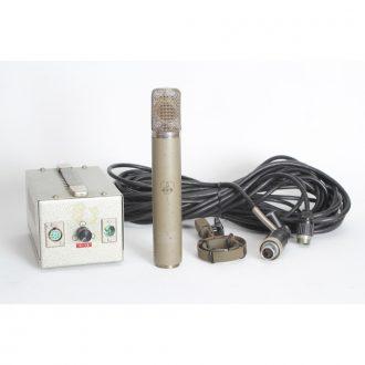 AKG C12 Vintage Tube Mic System