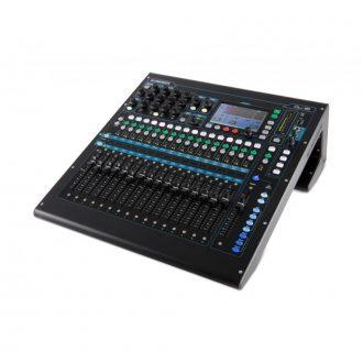 Allen & Heath QU-16 Rackmountable 16-Ch Mixer
