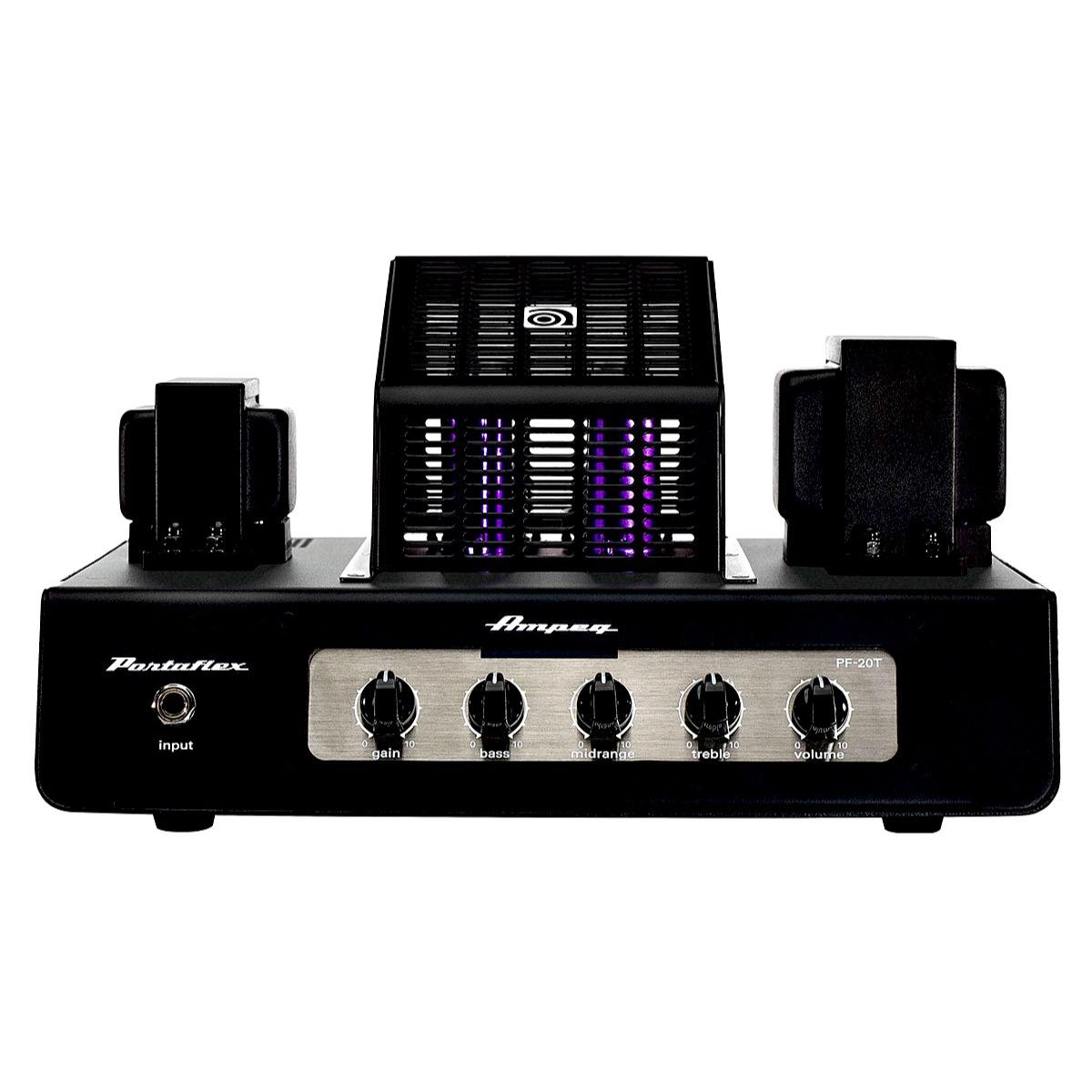 ampeg pf 20t portaflex 20w tube bass head sonic circus. Black Bedroom Furniture Sets. Home Design Ideas