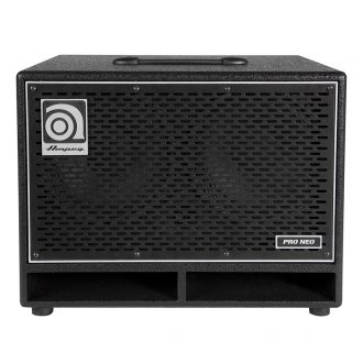 Ampeg PN-210HLF 550-Watt Bass Cabinet with Horn