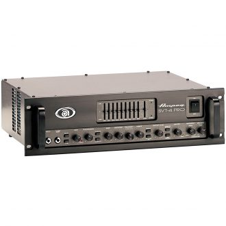 Ampeg SVT-4PRO 1200 Watt Tube Preamp Bass Head