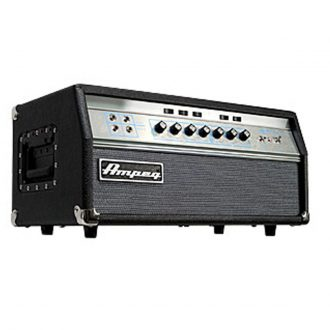Ampeg SVT-VR 300-Watt Vintage Tube Bass Head