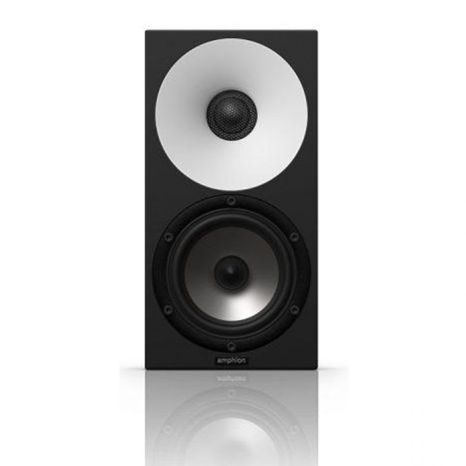 Amphion One12 Passive Studio Monitor W/ 4.5″ Woofer-Single