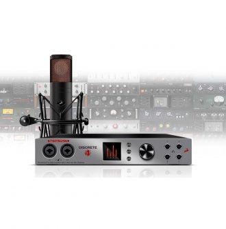 Antelope Discrete 4 Modeling Microphone Bundle